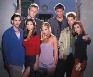 Buffy cast seizoen 2