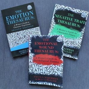 The Emotion / Emotional Wound / Negative Trait Thesaurus
