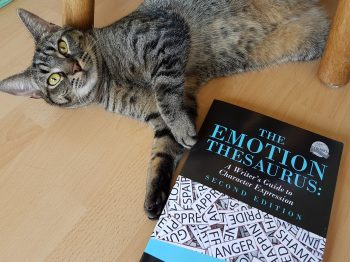 Emmy inspecteert The Emotion Thesaurus