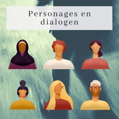 Personages en dialogen
